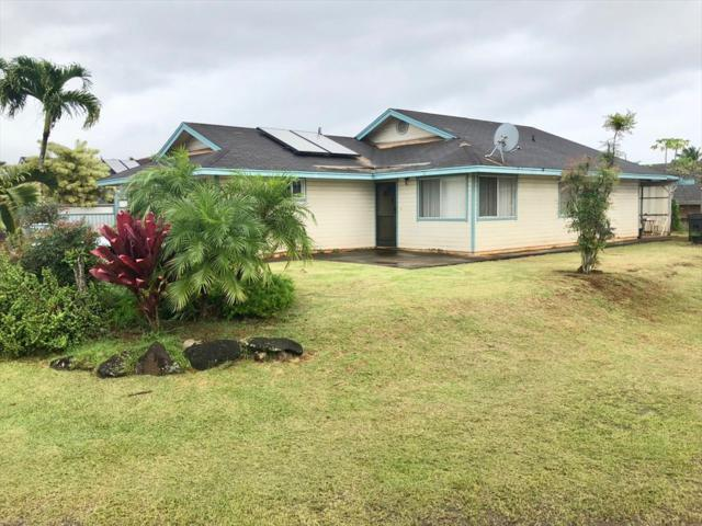 4206 Oio St, Lihue, HI 96766 (MLS #622456) :: Elite Pacific Properties