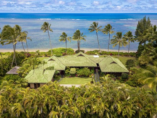 3630 Anini Rd, Kilauea, HI 96754 (MLS #622539) :: Kauai Exclusive Realty