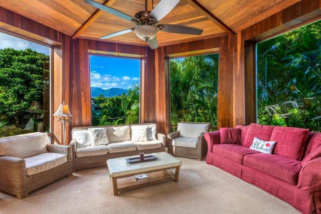 3576 Kaweonui Rd, Princeville, HI 96722 (MLS #622561) :: Kauai Exclusive Realty