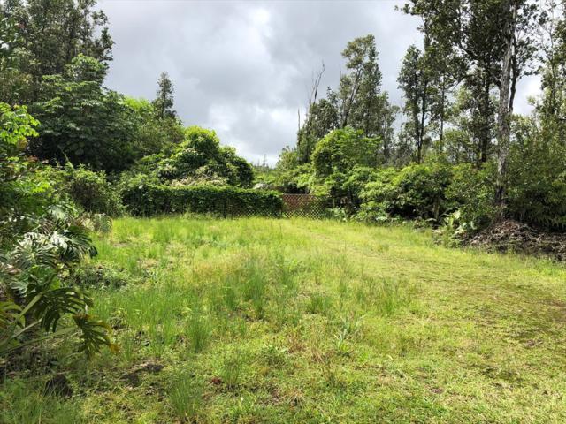 38TH AVE, Keaau, HI 96749 (MLS #622589) :: Aloha Kona Realty, Inc.