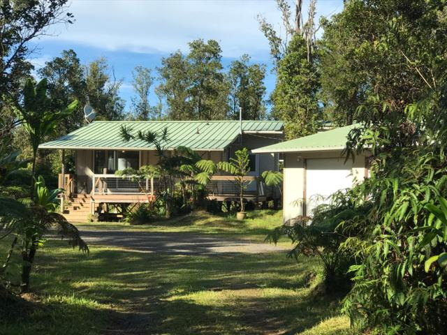 11-2046 Kokokahi Rd, Volcano, HI 96785 (MLS #622597) :: Elite Pacific Properties