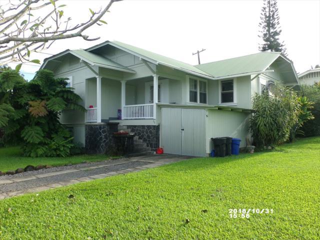 56 Laimana St, Hilo, HI 96720 (MLS #622780) :: Elite Pacific Properties