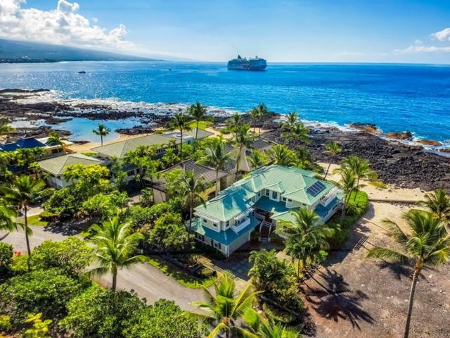 75-5492 Kona Bay Dr, Kailua-Kona, HI 96740 (MLS #622914) :: Oceanfront Sotheby's International Realty