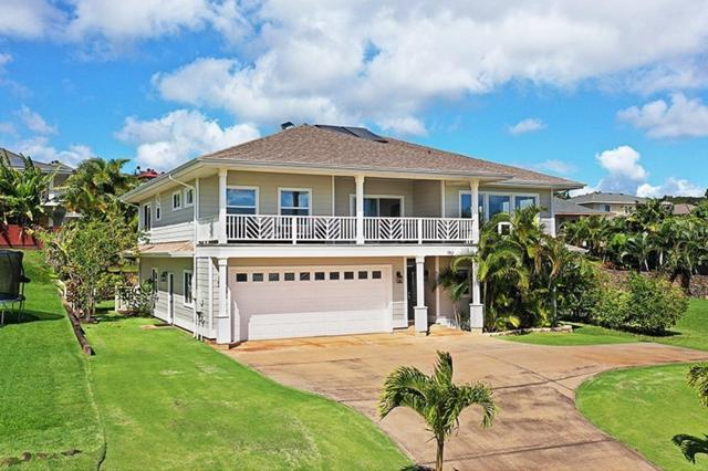 1182 Milia St, Kalaheo, HI 96741 (MLS #622915) :: Elite Pacific Properties