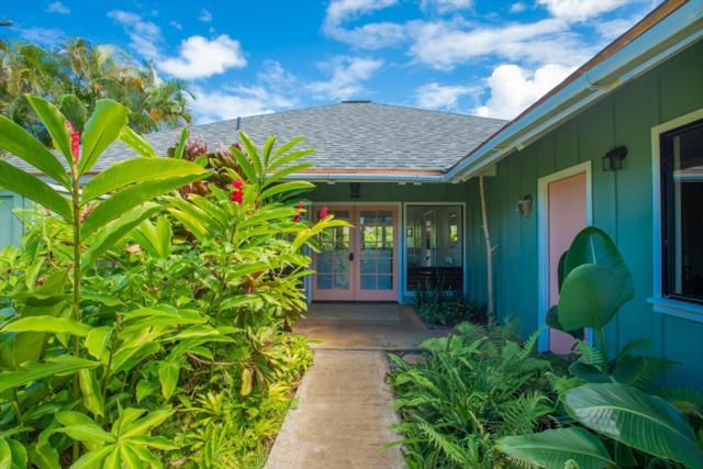 3791 Milimakani Pl, Princeville, HI 96722 (MLS #622917) :: Kauai Exclusive Realty