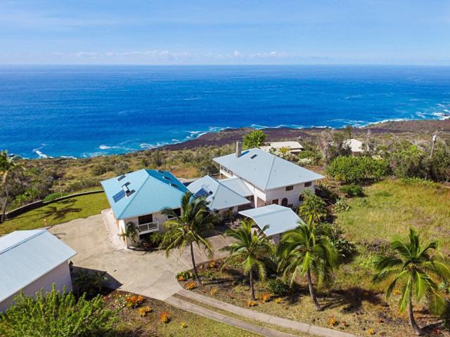 87-2859 Mamalahoa Hwy, Captain Cook, HI 96704 (MLS #622959) :: Elite Pacific Properties