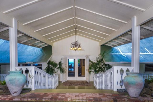 78-6477 Mamalahoa Hwy, Holualoa, HI 96725 (MLS #622970) :: Oceanfront Sotheby's International Realty