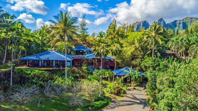 4933 Aliomanu Rd, Anahola, HI 96703 (MLS #622973) :: Kauai Real Estate Group