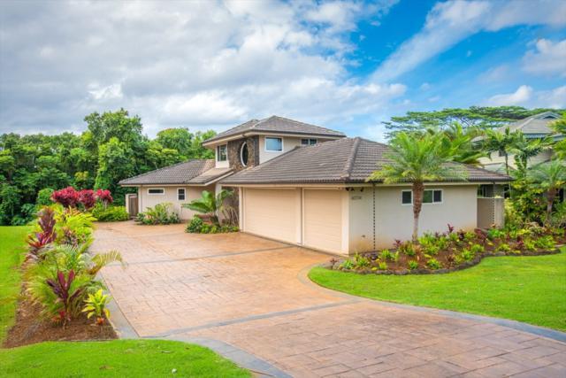 4034 Aloalii Dr, Princeville, HI 96722 (MLS #623015) :: Kauai Real Estate Group