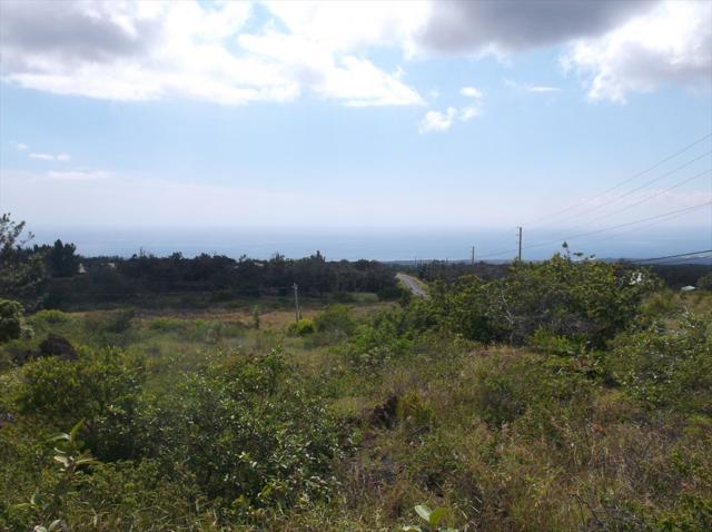 Cocoanut Dr, Ocean View, HI 96737 (MLS #623214) :: Aloha Kona Realty, Inc.