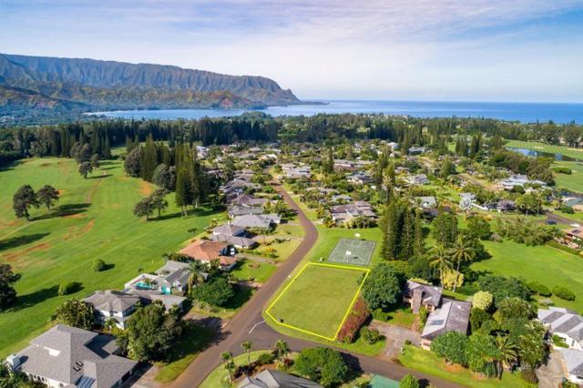 Cr Emmalani Dr/Rooke, Princeville, HI 96722 (MLS #623450) :: Elite Pacific Properties