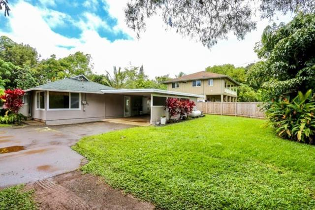 6301 Opaekaa Rd, Kapaa, HI 96746 (MLS #623524) :: Kauai Real Estate Group