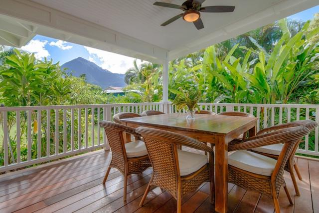 5118 Papio Place, Hanalei, HI 96714 (MLS #623544) :: Elite Pacific Properties