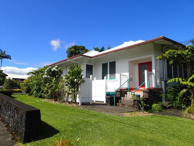 70 Olona St, Hilo, HI 96720 (MLS #623624) :: Aloha Kona Realty, Inc.