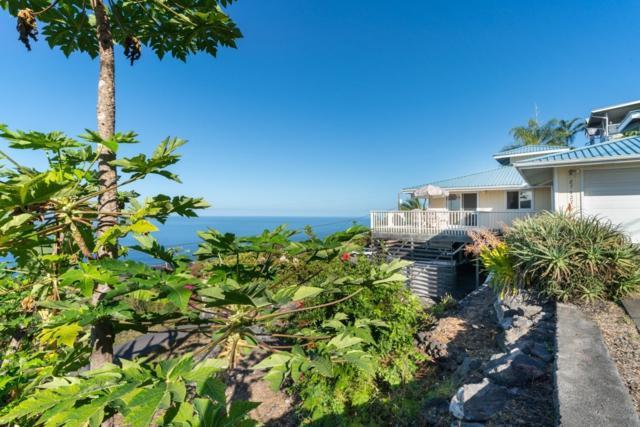 87-427 Kaohe Road, Captain Cook, HI 96704 (MLS #623628) :: Elite Pacific Properties