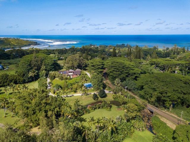 2883 Kalihiwai Rd, Kilauea, HI 96754 (MLS #623631) :: Elite Pacific Properties