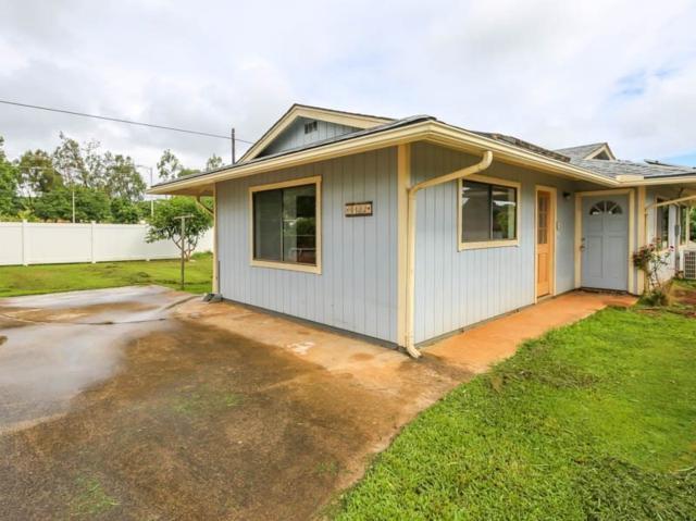 4482 Komohana Pl, Lihue, HI 96766 (MLS #623636) :: Elite Pacific Properties