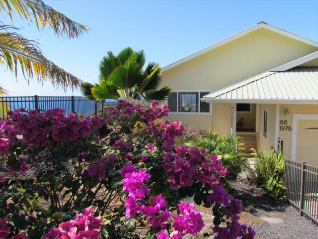 88-1978 Milolii Rd, Captain Cook, HI 96704 (MLS #623720) :: Elite Pacific Properties