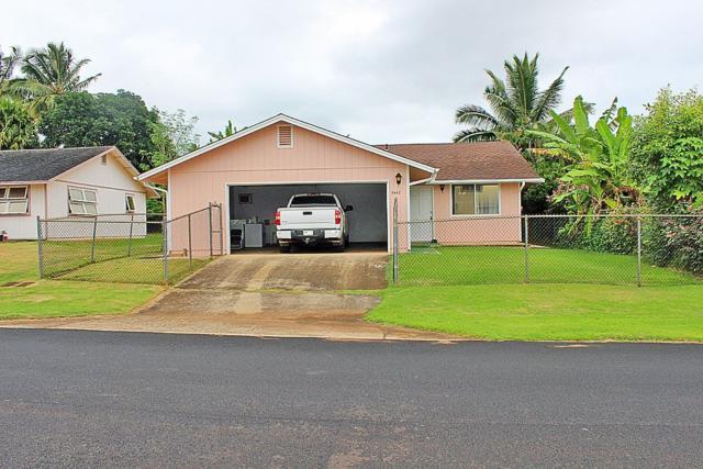 5442 Kula Mauu St, Kapaa, HI 96746 (MLS #623759) :: Oceanfront Sotheby's International Realty