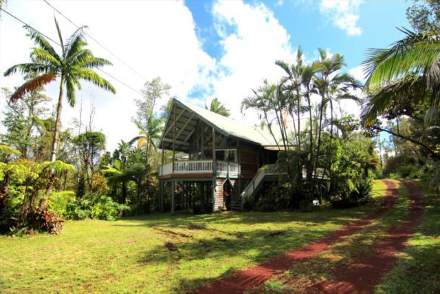 13-1187 Kahukai St, Pahoa, HI 96778 (MLS #623800) :: Aloha Kona Realty, Inc.