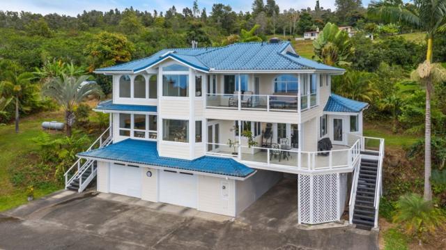 75-1141 Kamalani St, Holualoa, HI 96725 (MLS #623819) :: Elite Pacific Properties