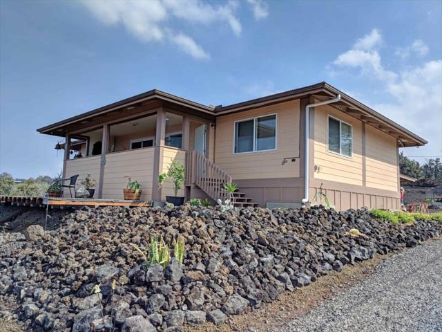 92-8490 Jasmine Dr, Ocean View, HI 96737 (MLS #623823) :: Aloha Kona Realty, Inc.