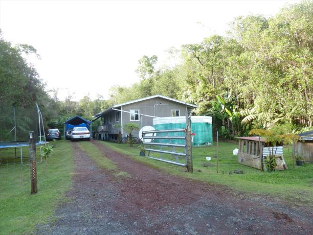 18-2272 13TH RD, Volcano, HI 96785 (MLS #623864) :: Team Lally