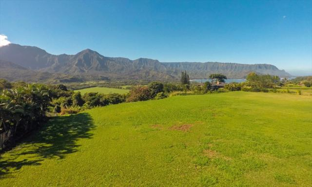 4901 Hanalei Plantation Rd, Princeville, HI 96722 (MLS #623883) :: Kauai Exclusive Realty
