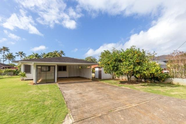 4170 Maloo Pl, Kilauea, HI 96754 (MLS #623888) :: Elite Pacific Properties