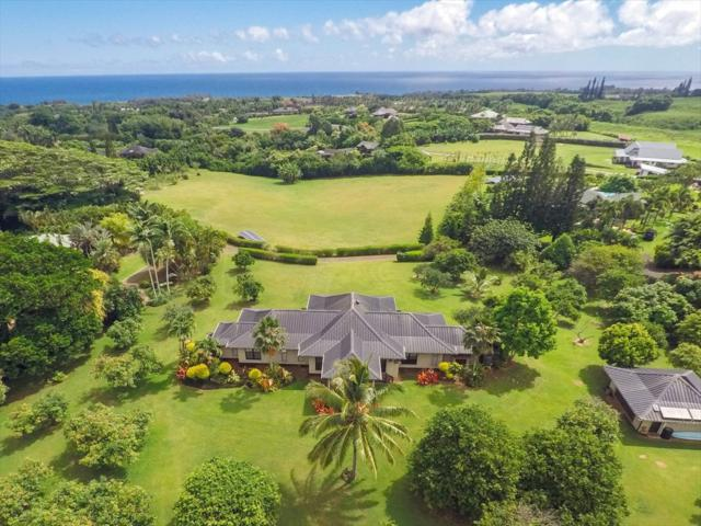 4327 Kapuna Rd, Kilauea, HI 96754 (MLS #623895) :: Elite Pacific Properties