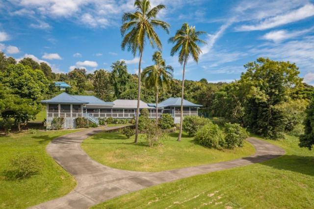75-5585 Mamalahoa Hwy, Holualoa, HI 96725 (MLS #623902) :: Elite Pacific Properties