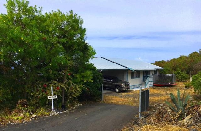 88-2259 Milolii Rd, Captain Cook, HI 96704 (MLS #623926) :: Elite Pacific Properties