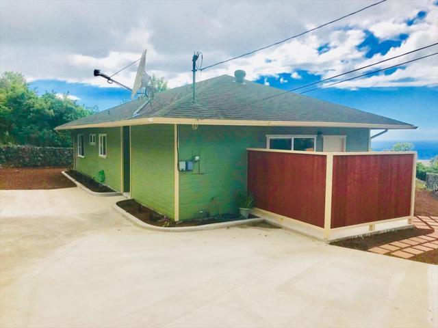 73-1128 Hoopai Rd, Kailua-Kona, HI 96740 (MLS #623965) :: Elite Pacific Properties