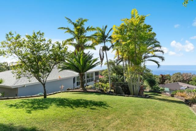 81-6279 Piko Rd, Captain Cook, HI 96704 (MLS #623986) :: Aloha Kona Realty, Inc.
