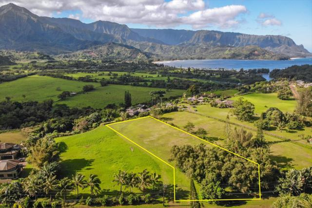 4901 Hanalei Plantation R, Princeville, HI 96722 (MLS #624001) :: Elite Pacific Properties