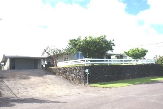 33 Kaulana St, Hilo, HI 96720 (MLS #624028) :: Oceanfront Sotheby's International Realty