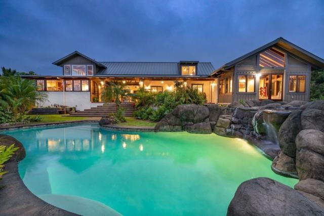 54-563 Honomakau Rd, Kapaau, HI 96755 (MLS #624077) :: Elite Pacific Properties