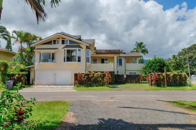 5111 Weke Rd, Hanalei, HI 96714 (MLS #624123) :: Elite Pacific Properties