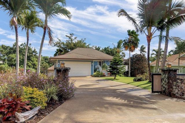3026 Lauae Pl, Koloa, HI 96756 (MLS #624175) :: Kauai Real Estate Group