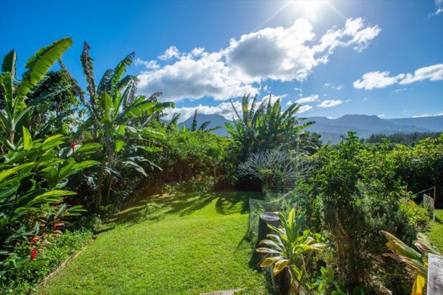 4207 Kekuanaoa Ln, Princeville, HI 96722 (MLS #624232) :: Elite Pacific Properties