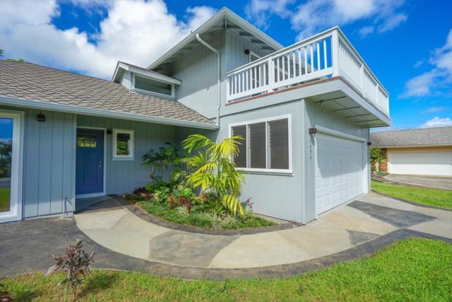 3696 Keoniana Rd, Princeville, HI 96722 (MLS #624276) :: Oceanfront Sotheby's International Realty