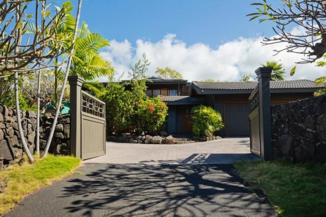 78-6641 Alii Dr, Kailua-Kona, HI 96740 (MLS #624363) :: Steven Moody