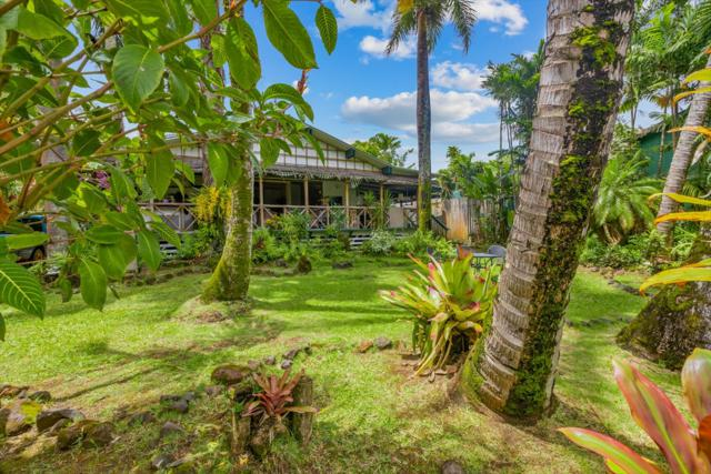 5-5442 Kuhio Hwy, Hanalei, HI 96714 (MLS #624452) :: Elite Pacific Properties