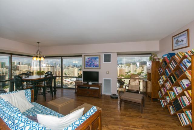 1750 Kalakaua Ave, Honolulu, HI 96826 (MLS #624481) :: Oceanfront Sotheby's International Realty