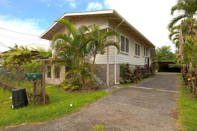 62 Maluhia St, Hilo, HI 96720 (MLS #624487) :: Elite Pacific Properties