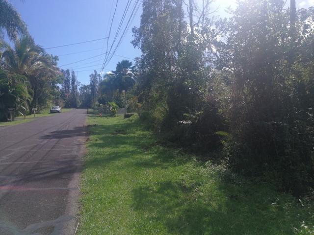 S Kaku St, Pahoa, HI 96778 (MLS #624529) :: Oceanfront Sotheby's International Realty