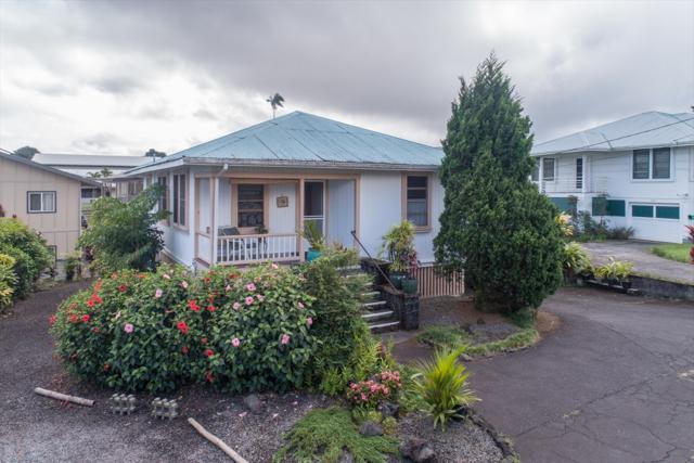 134-A Kapiolani St, Hilo, HI 96720 (MLS #624534) :: Aloha Kona Realty, Inc.