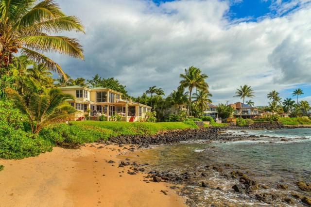 4432 Lawai Beach Rd, Koloa, HI 96756 (MLS #624586) :: Kauai Exclusive Realty
