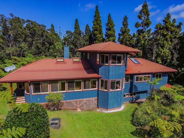 19-4014 Kilauea Rd, Volcano, HI 96785 (MLS #624597) :: Song Real Estate Team/Keller Williams Realty Kauai