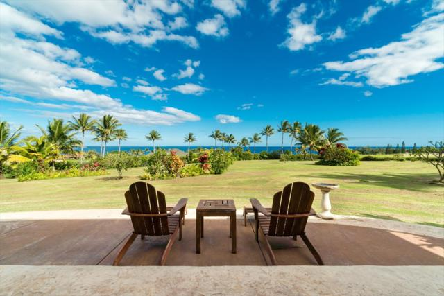 5370 Kalalea View Dr, Anahola, HI 96703 (MLS #624652) :: Elite Pacific Properties